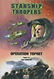 Starship Troopers - Vol.4: Op??ration Tophet by Clancy Brown