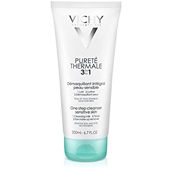 Vichy Vichy  Cleansing Milk, 6.76 oz Biotherm - Blue Therapy Accelerated Serum -50ml/1.69oz