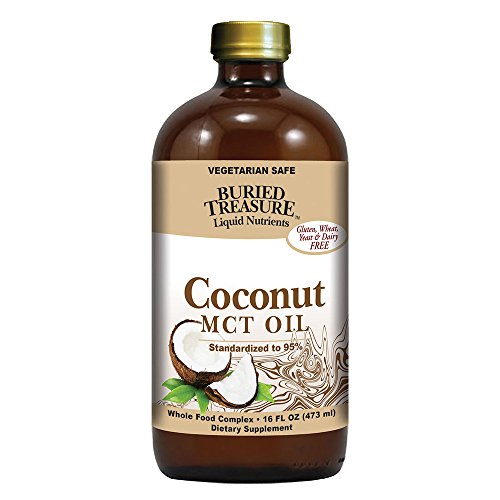 Buried Treasure Coconut Metabolic Boost16 product image