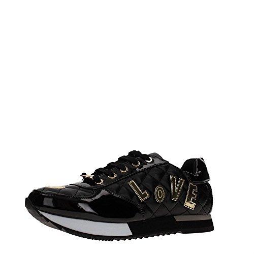 Love Moschino JA15113G12I Sneakers Mujer Nero