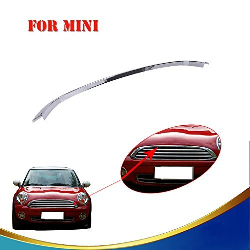 Chrome Front Bonnet Hood/Trim R55 R56 R57 51132751040 For BMW MINI One/Cooper