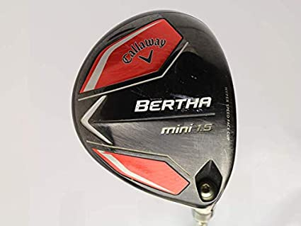 Amazon.com: Callaway Big Bertha 1.5 Mini Driver 14 MRC Kuro ...