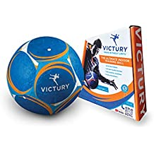 Hedstrom Victury Ball - Train Indoors Without Limits Size 5 Soccer Training Ball