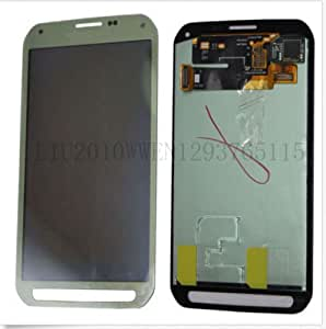 LCD Screen + Digitizer for Samsung G870F Galaxy S5 Active Green