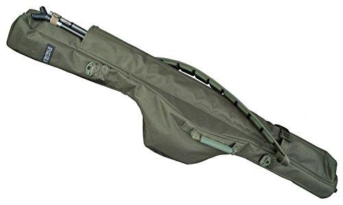 Fox Royale Rutentasche 12ft Trisleeve für 3-teilige Karpfenruten, Angeltasche für 3 Karpfenruten mit 12 ft (3,60m) Länge, Tasche