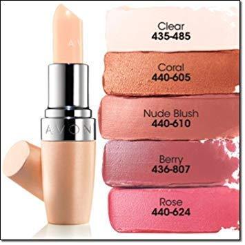 - Avon Healthy Makeup Lipstick Berry SPF15