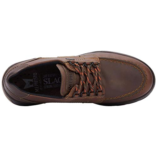 Isak Tobacco Mephisto 43 Homme Eu Leather Gt Chaussures CwB75q6