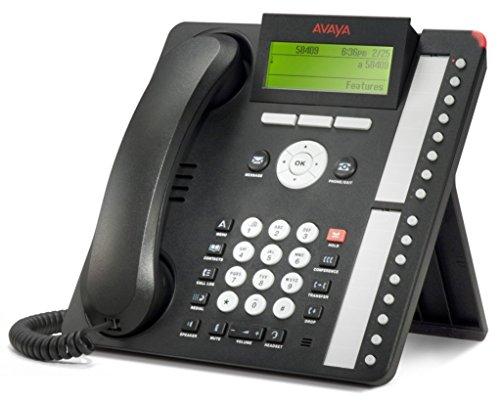 Avaya 1616 IP Telephone (700450190) (Certified Refurbished)