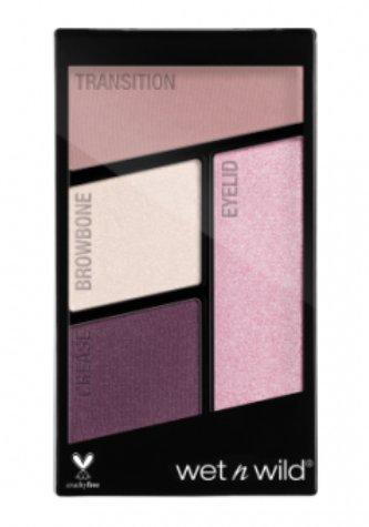 Wet N Wild Color Icon Eyeshadow Quad ~ Petalette 344B ()