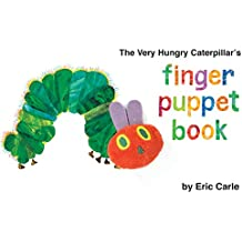 The Very Hungry Caterpillar's Finger Puppet Book (The World of Eric Carle)
