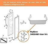 Refrigerator Freezer Door Bin Fit for Frigidaire