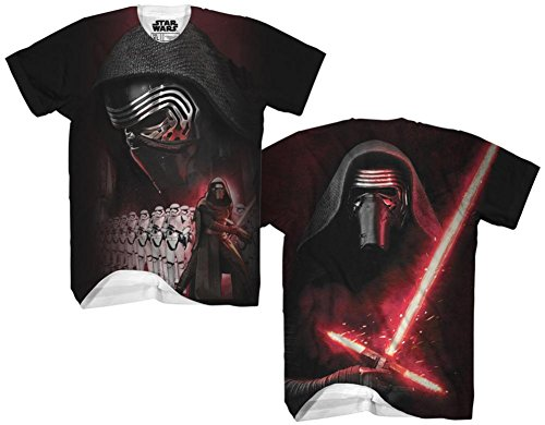 with The Force Awakens T-Shirts design