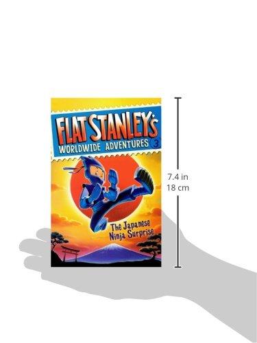 Amazon.com: The Japanese Ninja Surprise (Flat Stanleys ...