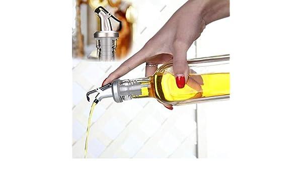 Compra Ogquaton Cocina Aceite de Oliva Botella Rociador Boquilla ...