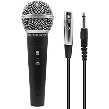 dynamic vocal microphone professional unidirectional handheld microphone for stage. Black Bedroom Furniture Sets. Home Design Ideas