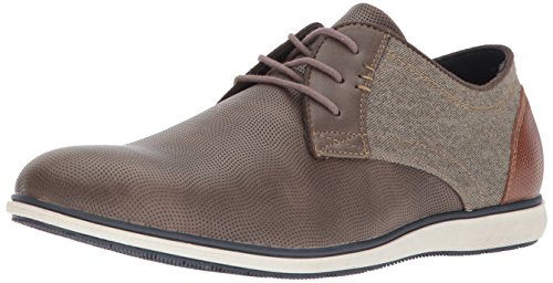 Madden Men's M-Major Oxford, Brown Nubuck, 8.5 M US - Juniors Casual Shoes
