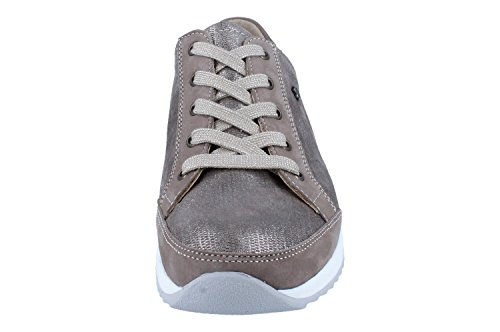 Mujer de Piel 901788 Finn para de Cordones Zapatos Comfort 02377 wq7xAz4R