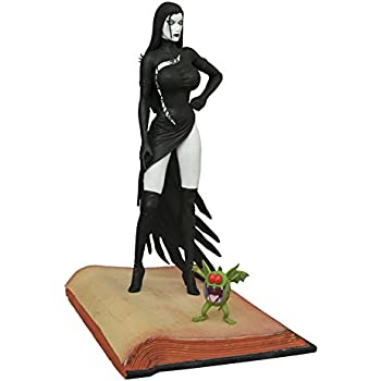 Diamond Select Toys Femme Fatales: Raven Hex 15th Anniversary PVC Statue