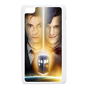 Doctor Who iPod Touch 4 Case White Yehlq