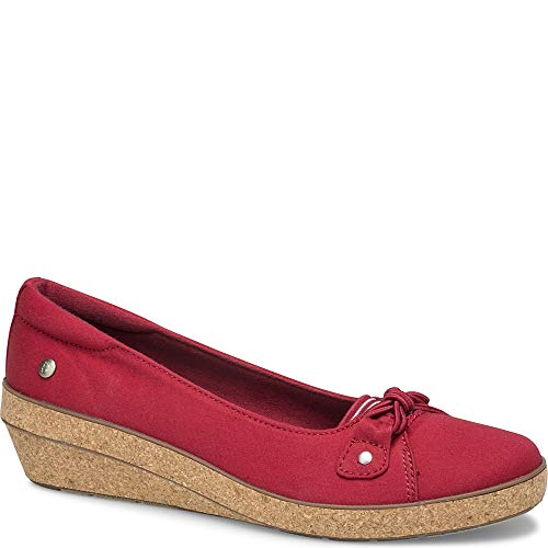 Grasshoppers Betty Wedge Women 8 Red