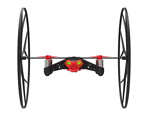 Parrot mini drone's rolling spider Red by Parrot (Image #8)