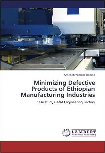 Amazon com: Minimizing Defective Products of Ethiopian