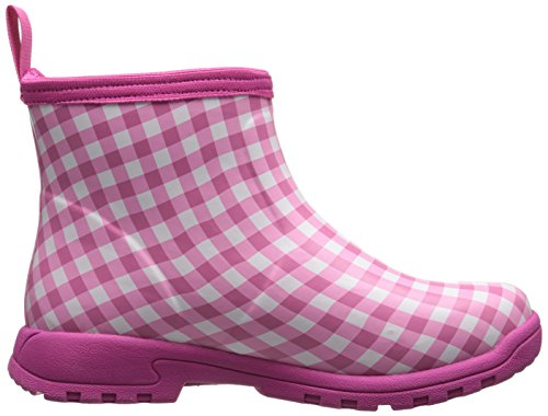 MuckBoots Womens Breezy Casual All Purpose Ankle Boot Pink Gingham dspBYsp3GF