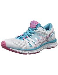 ASICS Women's Gel-Unifire TR Training Shoe,White/Silver/Ocean,7 M US