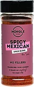 Mingle Sofia Spicy Mexican Seasoning, 120 g