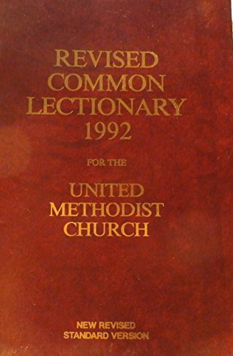 united methodist lectionary - 1