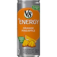 V8 +Energy, Orange Pineapple, 8 Ounce (Pack of 24) (Packaging May Vary)