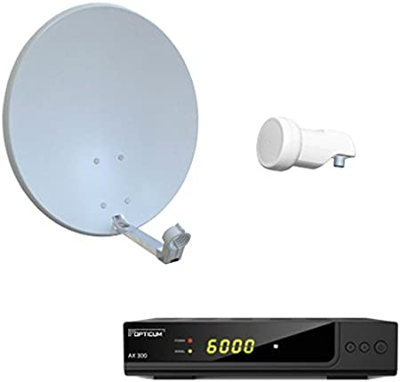 Opticum 1 participantes Sistema de satélite Digital/AX: Amazon ...