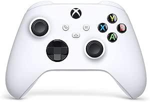 Xbox Series X S & Xbox One Tradlös Handkontroll - White (Xbox Series X)