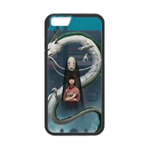 Spirited Away iPhone 6 4.7 Inch Cell Phone Case Black J1726935