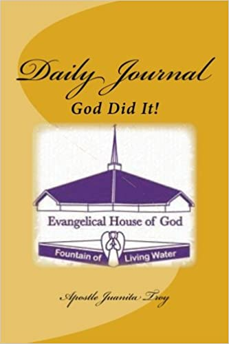 Book Evangelical House of God: Journal