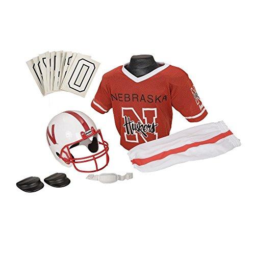 NCAA Uniform Set Size: Medium, NCAA Team: Nebraska