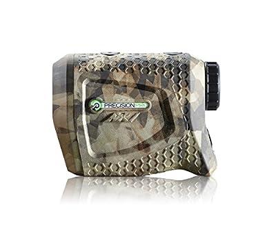 Precision Pro Golf NX7 Shot Laser Rangefinder - Hunting & Golfing Crossover Range Finder - Perfect Golf & Hunting Accessory