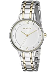 Skagen Women's Anita SKW2321 Silver Stainless-Steel Quartz Watch