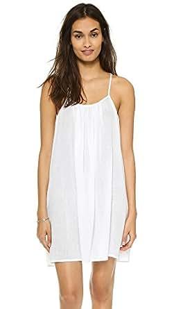 skin s gauze slip white 3 clothing