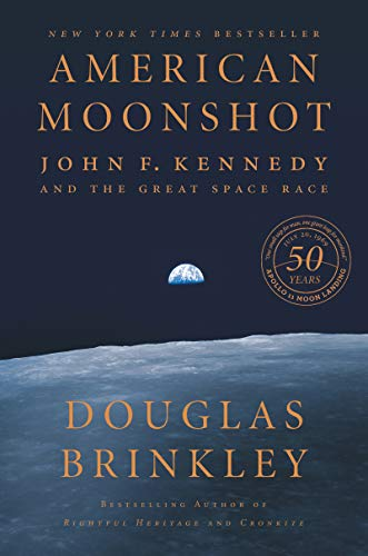 PDF Book American Moonshot: John F. Kennedy and the Great Space Race