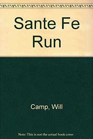 book cover of Sante Fe Run
