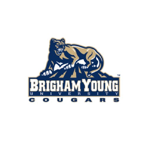 (Brigham Young University Cougars Carsters - Coasters for Your Car)