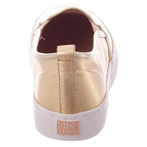 Gioseppo Becki bambina, tela, sneaker slip on