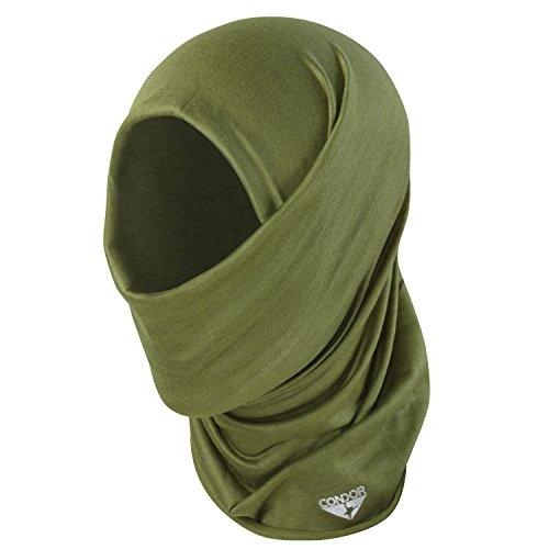 10 Olive Drab (Condor Multi Wrap (Olive Drab, 22 x 10-Inch))