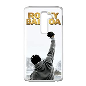 Rocky Balboa New Style High Quality Comstom Protective case cover For LG G2