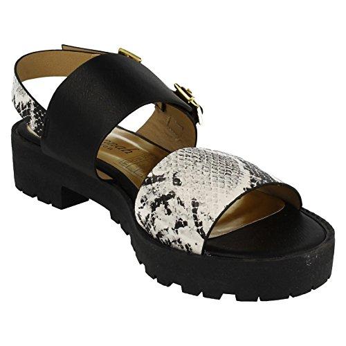 Black Sandals Sandals Savannah Black Savannah Ladies Ladies Sandals Ladies Sandals Savannah Ladies Black Savannah fpqdwY