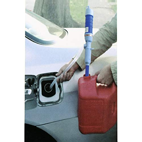 Amazon.com: Electric Liquid Transfer Siphon Pump for Diesel, Fuel, Oil, Water and More, Battery Operated Powered: Automotive
