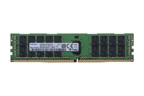 Samsung RAM Module - 16 GB - DDR4 SDRAM - 2400 MHz DDR4-2400/PC4-19200 - 1.20 V - Non-ECC