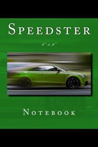 Speedster Notebook: 6
