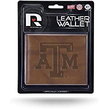 NCAA Texas A&M Aggies Embossed Leather Billfold Wallet